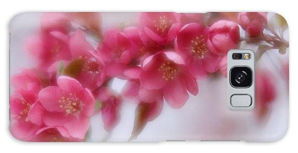 Crabapple Blossom - Dark Pink Galaxy Case