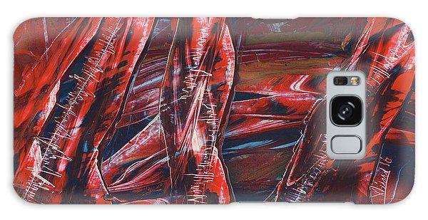 Chela Galaxy Case - Crabby Claws by Jason Girard