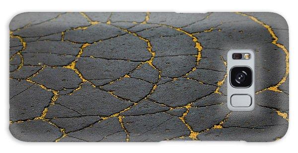 Cracked #11 Galaxy Case