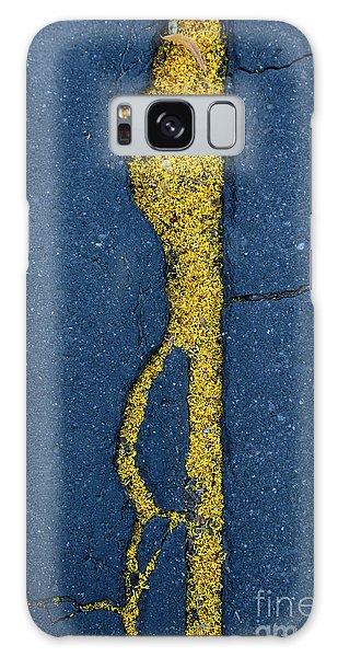 Cracked #3 Galaxy Case
