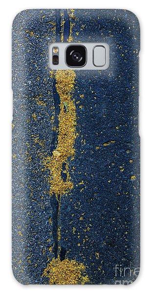 Cracked #4 Galaxy Case