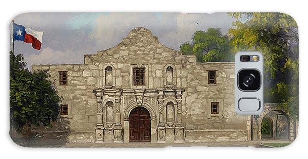 Cradle Of Texas Liberty Galaxy Case