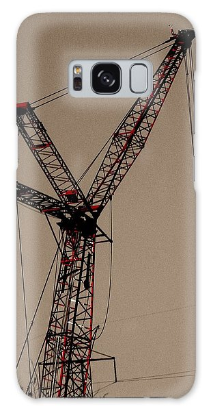 Crane's Up Galaxy Case