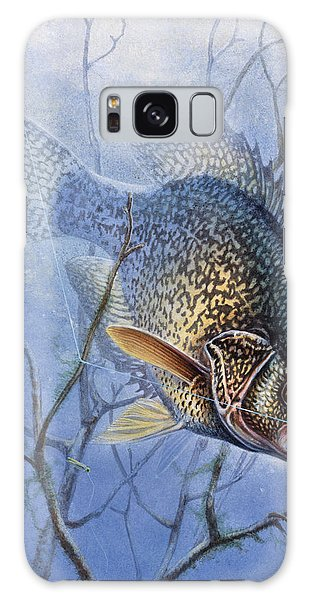 Crappie Cover Tangle Galaxy Case