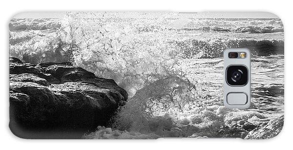 Wave Crashing  Galaxy Case