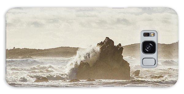 Wind Power Galaxy Case - Crashing Tide by Jorgo Photography - Wall Art Gallery