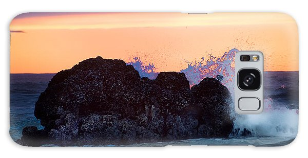 Crashing Wave Galaxy Case by Jerry Cahill