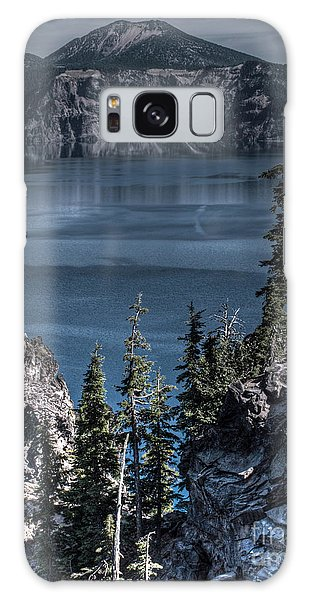 Crater Lake 4 Galaxy Case