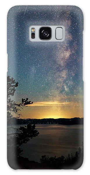 Crater Lake Milky Way Galaxy Case