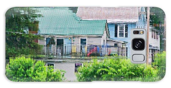 Crayola Cottages Galaxy Case