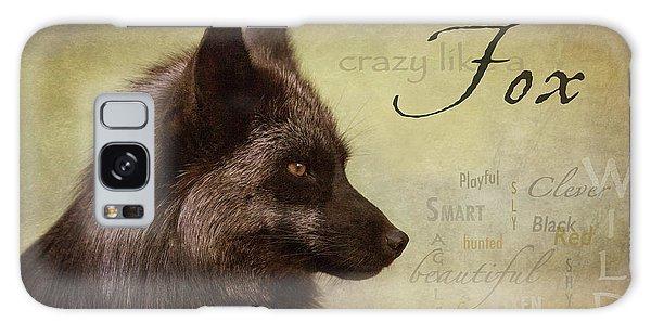 Crazy Like A Fox Galaxy Case