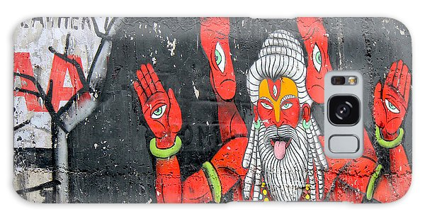 Crazy Yogi, Rishikesh Galaxy Case