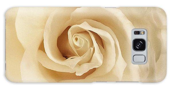 Creamy Rose Galaxy Case