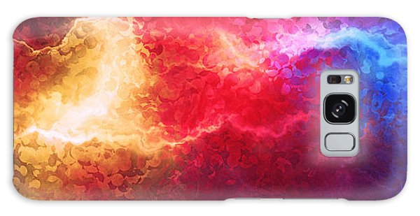 Creation - Abstract Art Galaxy Case