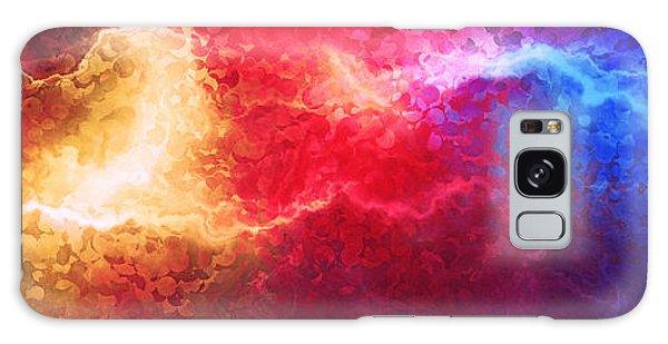 Creation - Abstract Art Galaxy Case
