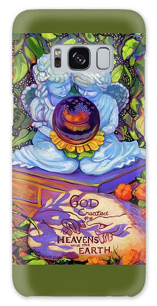 Garden Wisdom 1-creation Galaxy Case