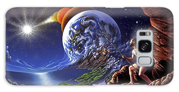 Creation Galaxy Case - Creation by Jerry LoFaro