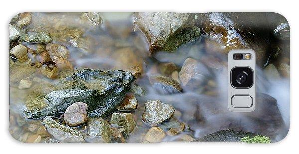 Creek On Mt Tamalpais Galaxy Case