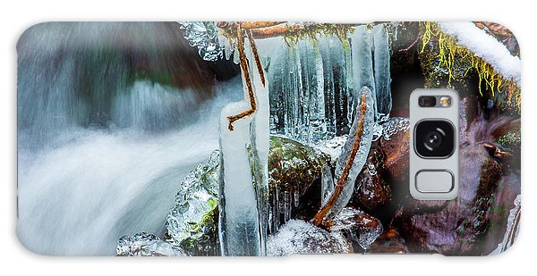 Creekside Icicles Galaxy Case