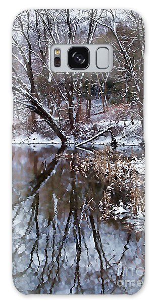 Creekside Galaxy Case by Nicki McManus