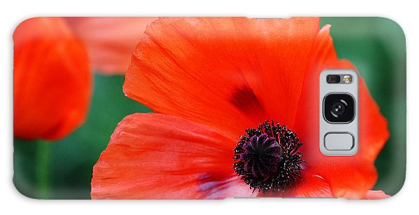 Crepe Paper Petals Galaxy Case by Debbie Oppermann