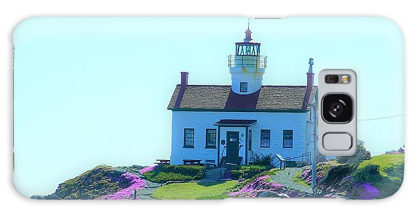 Crescent City Lighthouse Galaxy Case