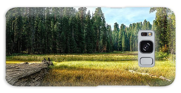 Crescent Meadows Sequoia Np Galaxy Case by Daniel Heine