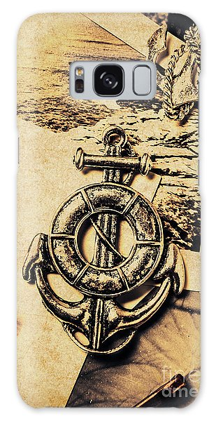 Metal Galaxy Case - Crest Of Oceanic Adventure by Jorgo Photography - Wall Art Gallery