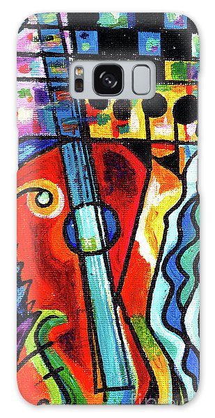 Creve Coeur Streetlight Banners Whimsical Motion 10 Galaxy Case