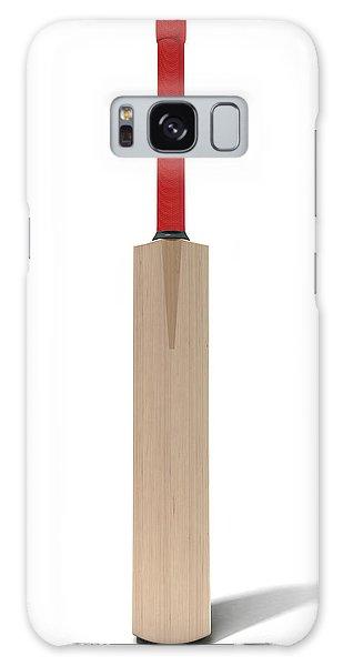 Cricket Bat Galaxy Case by Allan Swart