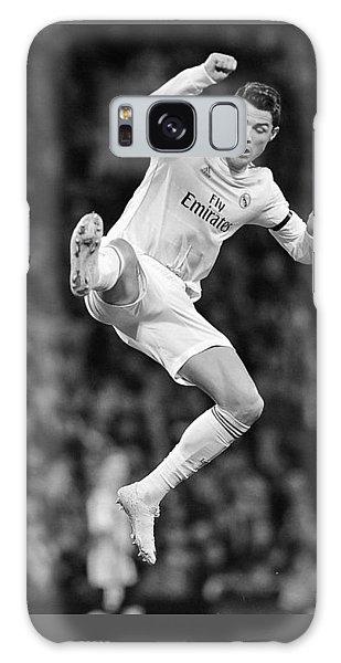 Cristiano Ronaldo 35 Galaxy S8 Case