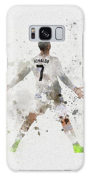 Premier League Galaxy Case - Cristiano Ronaldo by My Inspiration
