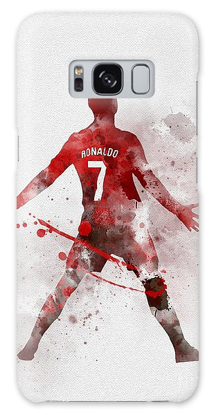 Premier League Galaxy Case - Cristiano Ronaldo United by My Inspiration