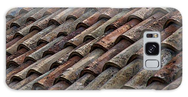 Croatian Roof Tiles Galaxy Case