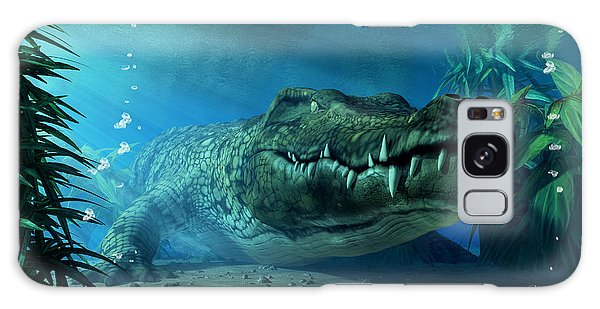 Crocodile Galaxy Case