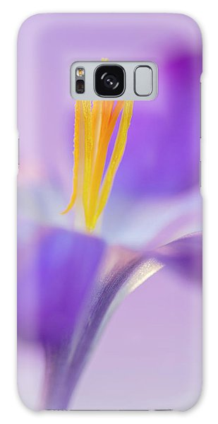 Crocus Stand Proud  Galaxy Case