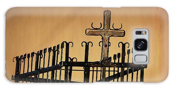 Cross Of San Jose De Gracia Galaxy Case