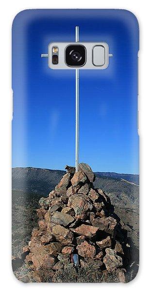 Cross On Fremont Peak Galaxy Case