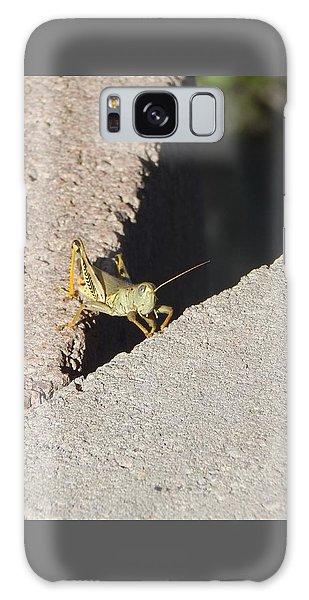 Cross Over Grasshopper Galaxy Case