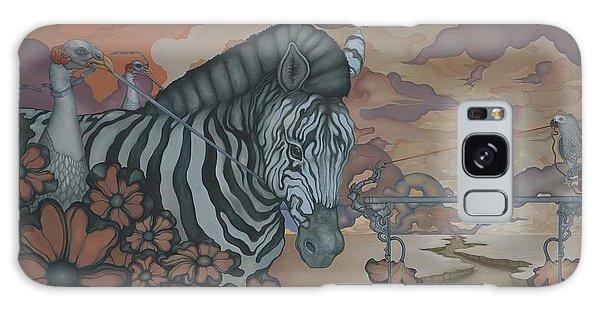 Crossing The Mara Galaxy Case by Andrew Batcheller