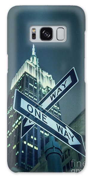 Empire State Galaxy Case - Crossroads by Evelina Kremsdorf