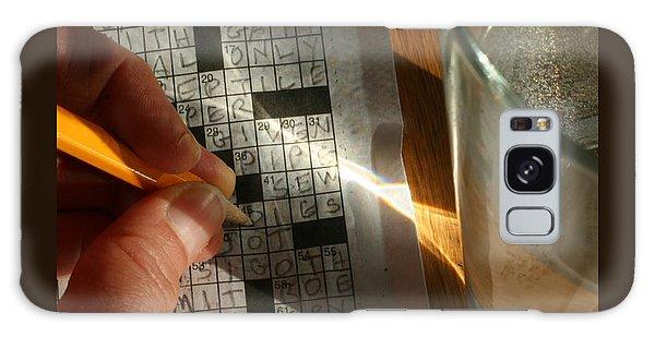 Crossword Galaxy Case