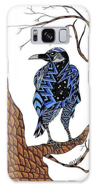 Crow Galaxy Case
