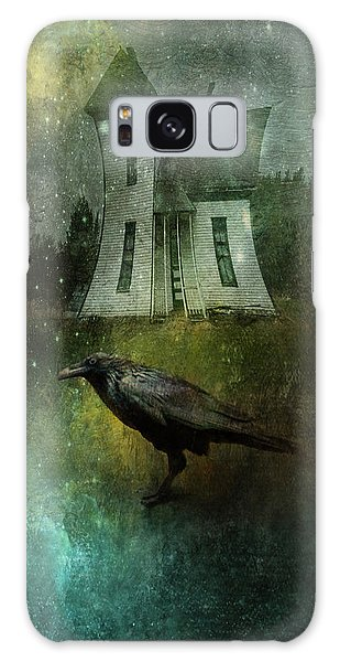 Crow House Galaxy Case