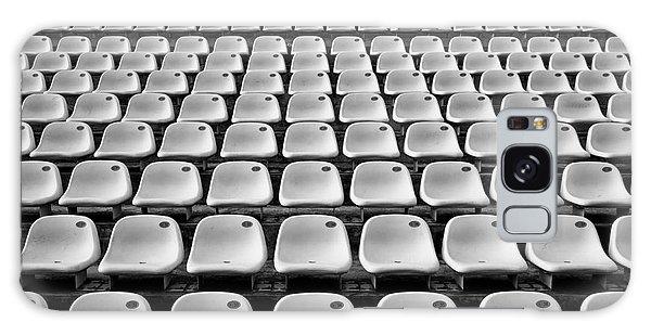 Crowd Pleaser Galaxy Case by Dean Harte