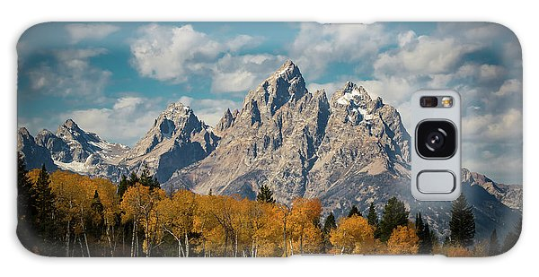 Beautiful Galaxy Case - Crown For Tetons by Edgars Erglis