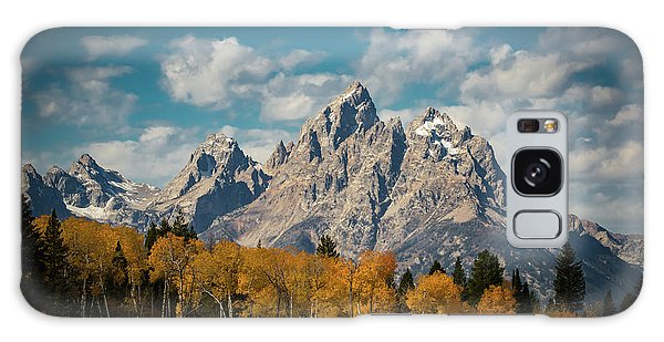 Teton Galaxy Case - Crown For Tetons by Edgars Erglis