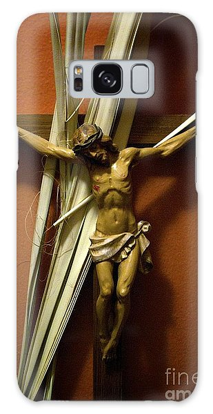 Crucifix Galaxy Case