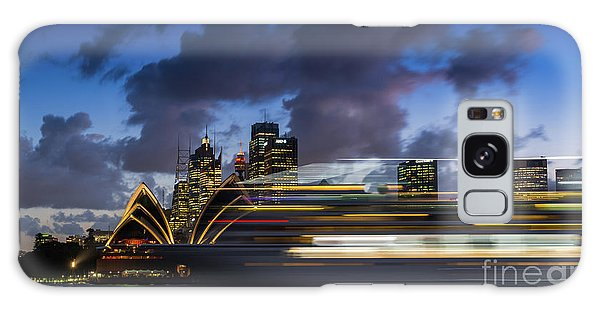 Cruise Ship Sydney Harbour Galaxy Case