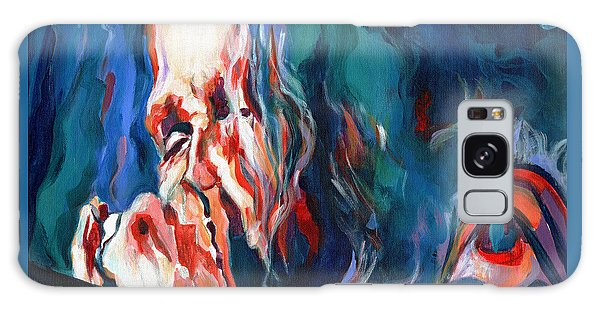 Love Is Sweet Misery. Steven Tyler  Galaxy Case